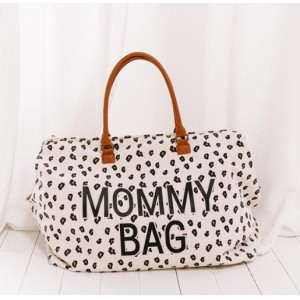 SAC A LANGER MOMMY BAG LARGE blanc cassé CHILDHOME