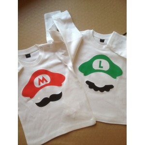 2 T-shirts Geek MC ou ML