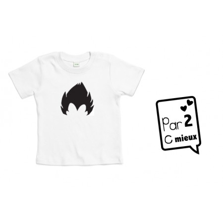 T-shirt Enfant *Manga G* MC ou ML