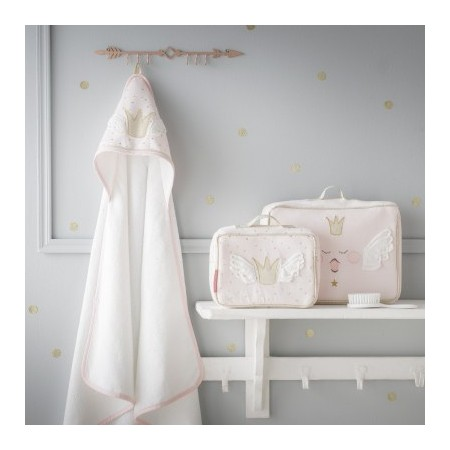 CAPE DE BAIN PRINCESSE SWAN LITTLE CREVETTE