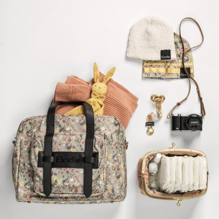SAC A LANGER SIGNATURE EDITION VINTAGE FLOWER ELODIE