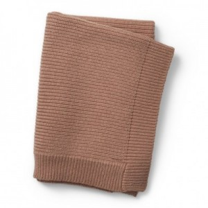 COUVERTURE TRICOT LAINE MINERAL GREEN ELODIE DETAILS