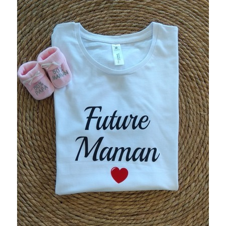 T-shirt Future Maman MC ou ML
