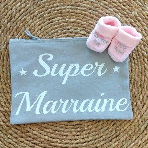 Pochette *Super Marraine*