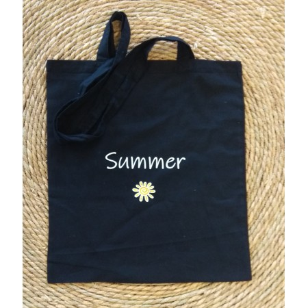 Tote Bag couleur *Summer*