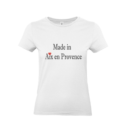 1 T-Shirt *Made in Aix en Provence*
