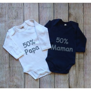 Bodies 50% Maman... Manches longues