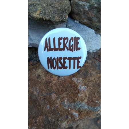 Badge *Allergie SOJA*