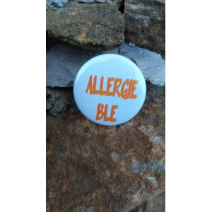 Badge *Allergie CELERI*